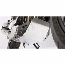 Honda CB500X 2013–2015 SW-MOTECH Aluminum Skid Plate Bash Guard Silver