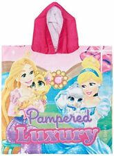 Disney poncho toalla princesas Palace Pets