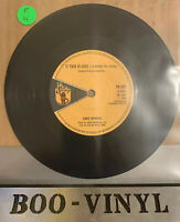 """EDDIE SPENCER -IF THIS IS LOVE 7"""" NORTHERN SOUL VINYL RECORD VG+ Con"""