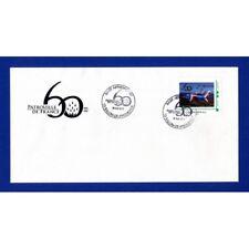 Enveloppe timbrée affranchie 60 ans Patrouille de France 2013