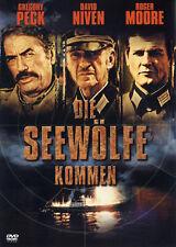 "OVP David Niven, Gregory Peck, Roger Moore, Trevor Howard ""DIE SEEWÖLFE KOMMEN"""
