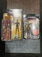 "Star Wars Black Series 6"" IG-11 Credit Collection  Mandalorian / Retro IG-11"