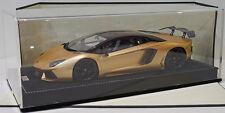 MR 1/18 Lamborghini Aventador LP760-4 Oakley Design Matt Gold Ltd 25pcs