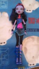 Monster High JANE BOOLITTLE 1st Wave doll Clothes Shoes Goth lot fits Catty Noir