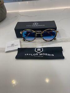 Taylor Morris Zero Rose Mirror Sunglasses Unisex Immaculate RRP £210