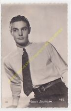 RPPC Star Louis Jourdan Photo Star Edit P. I. Kores 141