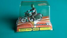 BRITAINS #9698 Britsh Dispatch Rider - Original Box