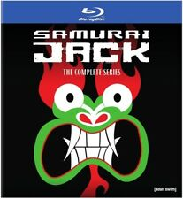 Samurai Jack: The Complete Series Box Set Blu-ray