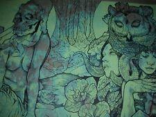 Kvelertak Monolith Ed. John Dyer Baizley Poster 2010 Signed Silk Screen print
