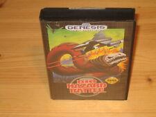 Bio-Hazard Battle Sega Genesis Case(Box) & Cover Art Only: NO GAME CARTRIDGE