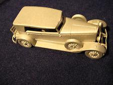 Modelo de coche Lincoln kb-1932 de estaño. Danbury Mint 1/60. estaño modelo estados unidos pewter