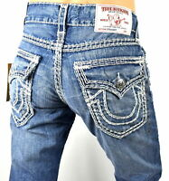 True Religion $349 Men's Hand Picked Straight Super QT Jeans - 100638