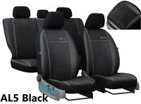 TOYOTA PRIUS Mk3 2009-2011 ECO LEATHER & ALICANTE SEAT COVERS MADE TO MEASURE