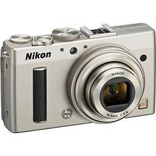 Nikon Coolpix A Digital Camera - Silver
