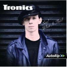 Tronics-Say! what's This? CD NUOVO