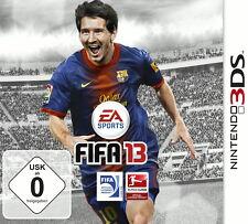 FIFA 13 (Nintendo 3DS, 2012)