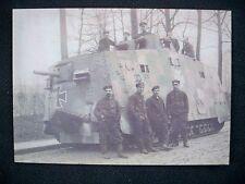 Panzerkampfwagen A7V Postcard