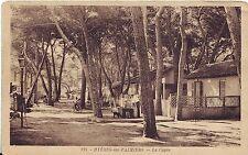 France Heyeres-les-Palmiers - La Capte circa 1930 unused sepia postcard