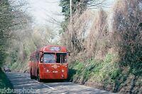 London Transport RF392 Nr Downe 23rd April 1978 Bus Photo