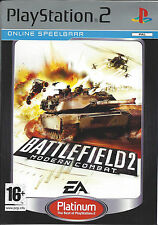 BATTLEFIELD 2 MODERN COMBAT for Playstation 2 PS2 - PAL - Platinum