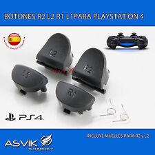 PS4 BOTONES GATILLOS L1 L2 R1 R2 TRIGGERS PARA MANDO DUALSHOCK 4 PLAYSTATION