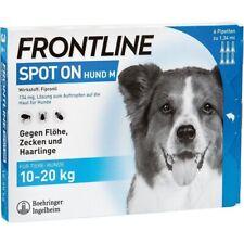 FRONTLINE Spot on H20 vet. Lösung, 6 Stück  PZN 2246395