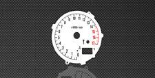 Honda CBR 600  PC35 01- Tachoscheiben Tacho CBR600 Gauge Dial Ziffernblatt weiss