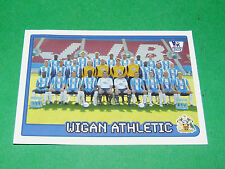 N°629 WIGAN ATHLETIC ENGLAND MERLIN PREMIER LEAGUE FOOTBALL 2007-2008 PANINI