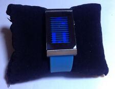 TOKYOFLASH SEAHOPE ELEENO EG4 BLUE LED WATCH, COOL, RARE, FUTURISTIC