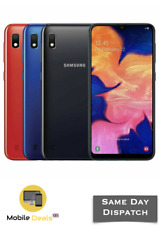 Samsung Galaxy A10 4G LTE Unlocked 32GB Android DualSIM Smartphone All Colours