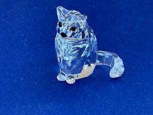 Swarovski Figur 160799 Katze 4,7 cm. Top Zustand
