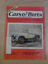 CARS & PARTS December 1977(1923 Stutz Bearcat,Harry Miller,Talbot,1927 Chrysler