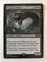 MASSACRE WURM - MTG Core 2021 - MYTHIC - Creature - NEAR MINT