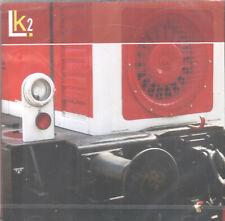 LK2 by Lokomotiv Kanarone (CD, 2008) Jazz Quintet from Italy/Brass Funk/Sealed