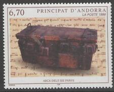 ANDORRA SGF561 1999 CHEST MNH