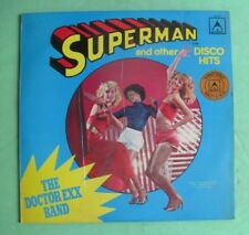 Superman & Other Disco Hits rare 1978 Lp- The Doctor Exx Band