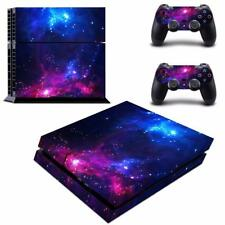 Cosmic Nebular Galaxy Vinyl Skin Decals Stickers for PS4 Console Sticker Wrap