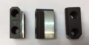 3x Nutensteine M14 NJ121 H/h=33,5/13,5 b=30 L=55,5 von SCHUNK S502