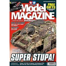 Tamiya Model Magazine International March 2018 Issue 269 Super Stupa
