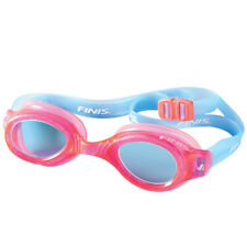 FINIS H2 Junior Swim Goggles - Pink/Aqua