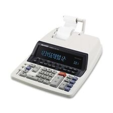 Sharp Qs2770h Commercial Calculator - 12 Character[s] - Fluorescent - Ac Supply