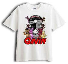 Five Nights at Freddy's Personalized - Birthday T-Shirt Party Favor