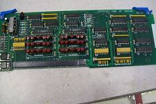 5-----GE RRDC12  LIGHTING MOTHER BOARD RELAY DRIVER BOARD