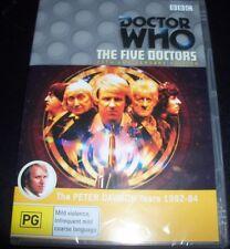 Doctor Who The Five Doctors (Peter Davison) (Australia Region 4) DVD – New