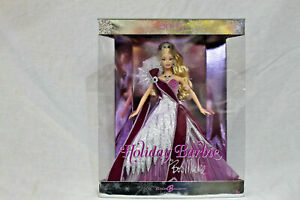 BARBIE DOLL  HAPPY HOLIDAYS SPECIAL EDITION 2005 by BOB MACKIE NEVER OPENED