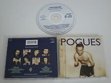 THE POGUES/PEACE AND LOVE(TELDEC 246 086-2) CD ALBUM