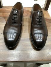 Edward Green Berkeley Dark Oak Antique size UK8.5