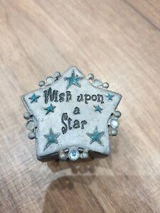 Wish Upon A Star Charm Box Metal Dreams