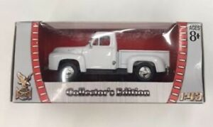 Road Legends 94243 1:43 White 1953 Ford F-100 Pick Up Truck