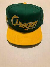 Oregon Ducks Sports Specialties NIke SnapBack HAT CAP NCAA NWT Green/Yellow